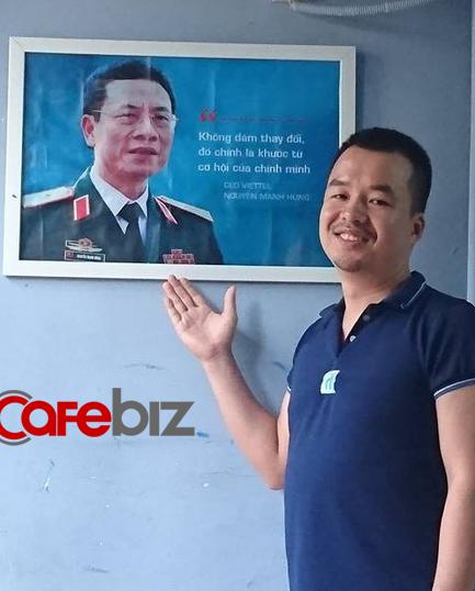 Gặp gỡ Startup thách thức Oracle mang 1 tỷ USD sang Việt Nam trên Shark Tank: Thông điệp của tôi rất rõ, tôi muốn PR - Ảnh 1.