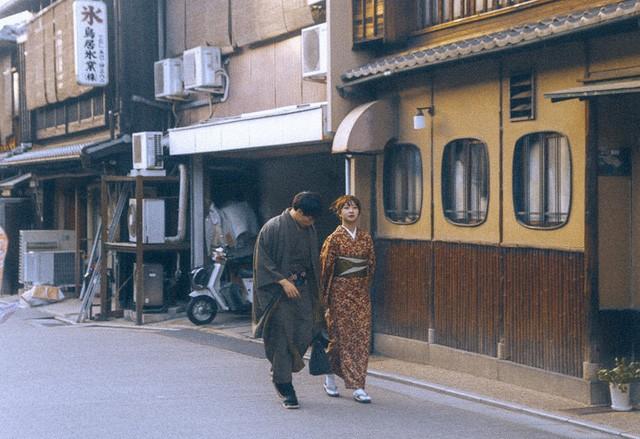 Bộ ảnh ở Kyoto này sẽ cho bạn thấy một Nhật Bản rất khác: Bình yên, dịu dàng và đẹp như những thước phim điện ảnh - Ảnh 1.