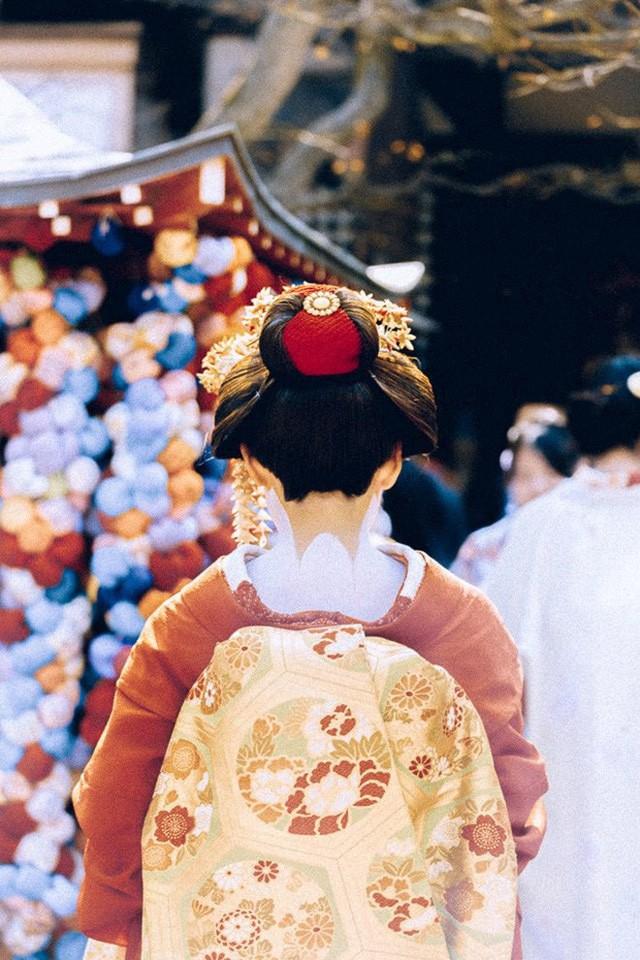 Bộ ảnh ở Kyoto này sẽ cho bạn thấy một Nhật Bản rất khác: Bình yên, dịu dàng và đẹp như những thước phim điện ảnh - Ảnh 8.