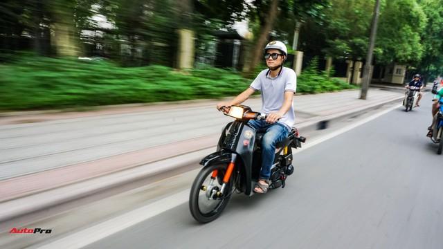 Thợ Việt hồi sinh Honda SH đời đầu 1984 từ đống phế liệu thành hàng hiếm trên phố - Ảnh 14.