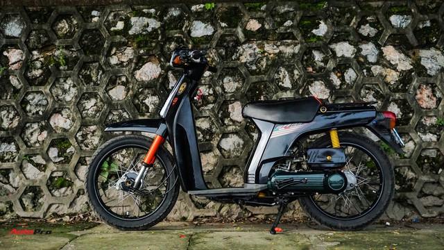 Thợ Việt hồi sinh Honda SH đời đầu 1984 từ đống phế liệu thành hàng hiếm trên phố - Ảnh 15.