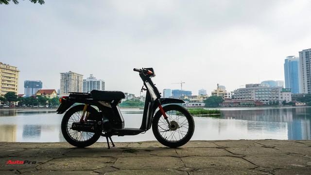 Thợ Việt hồi sinh Honda SH đời đầu 1984 từ đống phế liệu thành hàng hiếm trên phố - Ảnh 20.