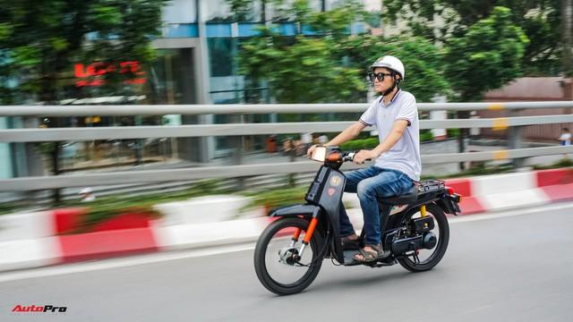 Thợ Việt hồi sinh Honda SH đời đầu 1984 từ đống phế liệu thành hàng hiếm trên phố - Ảnh 21.