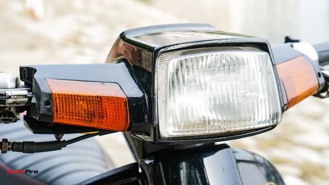 Thợ Việt hồi sinh Honda SH đời đầu 1984 từ đống phế liệu thành hàng hiếm trên phố - Ảnh 5.