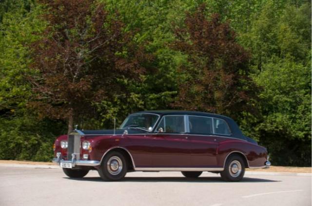 Hoàng gia Anh rao bán bộ sưu tập siêu xe Rolls-Royce đắt giá - Ảnh 6.