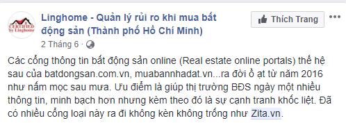 Startup bất động sản triệu USD Zita.vn của Shark Khoa đã chết? - Ảnh 3.