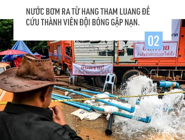 Bangkok đang chìm dần vào lòng biển cả, và đây là dự án vô cùng sáng tạo của người Thái giúp cho thủ đô thoát khỏi nạn úng ngập - Ảnh 1.