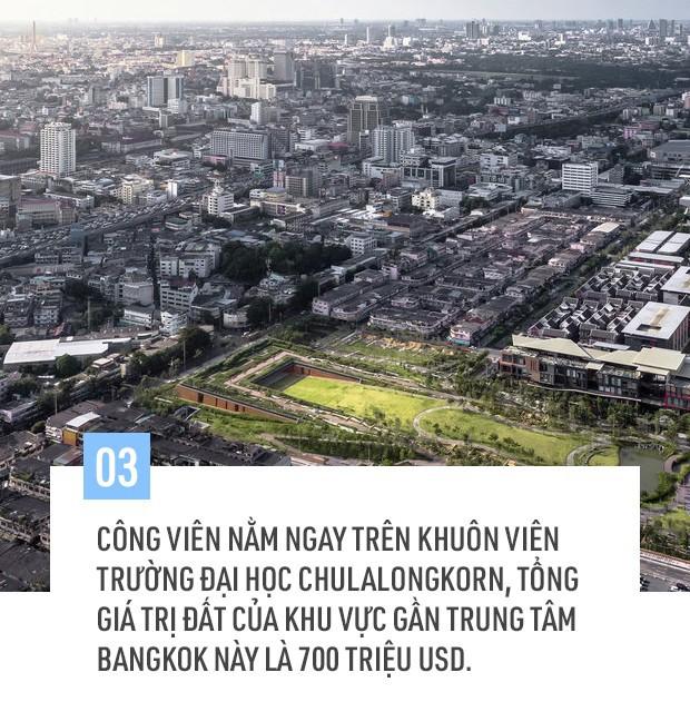 Bangkok đang chìm dần vào lòng biển cả, và đây là dự án vô cùng sáng tạo của người Thái giúp cho thủ đô thoát khỏi nạn úng ngập - Ảnh 2.