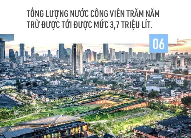 Bangkok đang chìm dần vào lòng biển cả, và đây là dự án vô cùng sáng tạo của người Thái giúp cho thủ đô thoát khỏi nạn úng ngập - Ảnh 6.