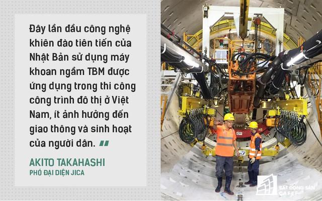 1 km tàu điện ngầm tại Việt Nam tốn khoảng 100 triệu USD, nhưng sẽ là bài toán giúp các đô thị phát triển bền vững - Ảnh 2.