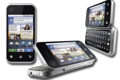 10 chiếc điện thoại Android kỳ quặc nhất mọi thời đại - Ảnh 1.
