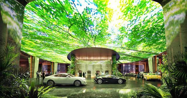 Dubai chi 12.800 tỷ để xây dựng khách sạn kết hợp rừng mưa nhiệt đới đầu tiên trên thế giới - Ảnh 1.