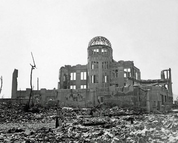 Ảnh: Thành phố Hiroshima - 73 năm sau thảm họa bom nguyên tử - Ảnh 1.