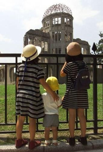Ảnh: Thành phố Hiroshima - 73 năm sau thảm họa bom nguyên tử - Ảnh 2.