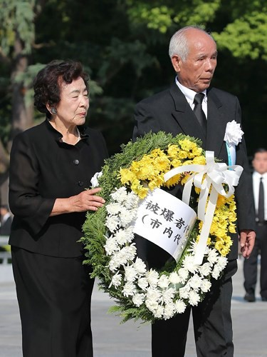 Ảnh: Thành phố Hiroshima - 73 năm sau thảm họa bom nguyên tử - Ảnh 7.