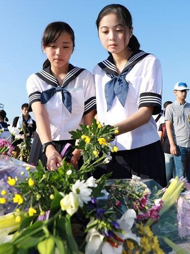 Ảnh: Thành phố Hiroshima - 73 năm sau thảm họa bom nguyên tử - Ảnh 9.