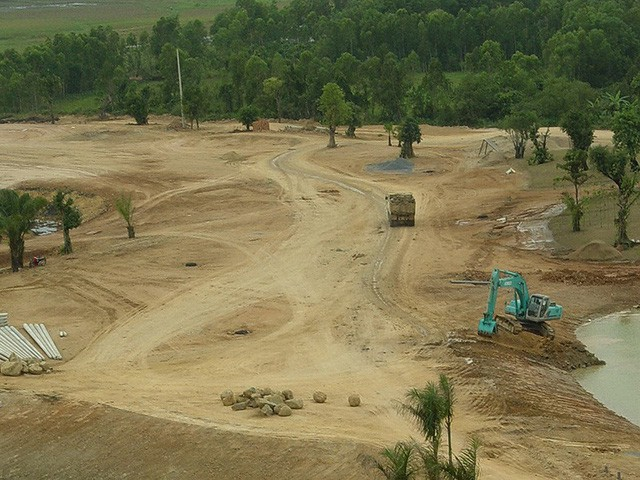 Đấu thầu dự án sân golf 'khủng' ở TP.HCM - Ảnh 1.