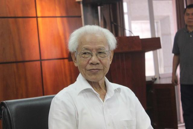 GS Hồ Ngọc Đại: Trang đầu tiên ở sách tiếng Việt 1 trông đơn giản nhưng tôi đã mất 50 năm  - Ảnh 1.