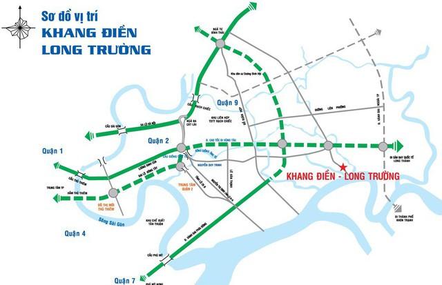 Nữ doanh nhân 8x bí ẩn thâu tóm dự án tại Quận 9 của Khang Điền - Ảnh 1.