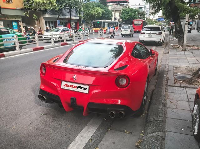 Điểm mặt những siêu xe và xe siêu sang được đại gia Hà Thành sử dụng để dạo phố cuối tuần - Ảnh 12.