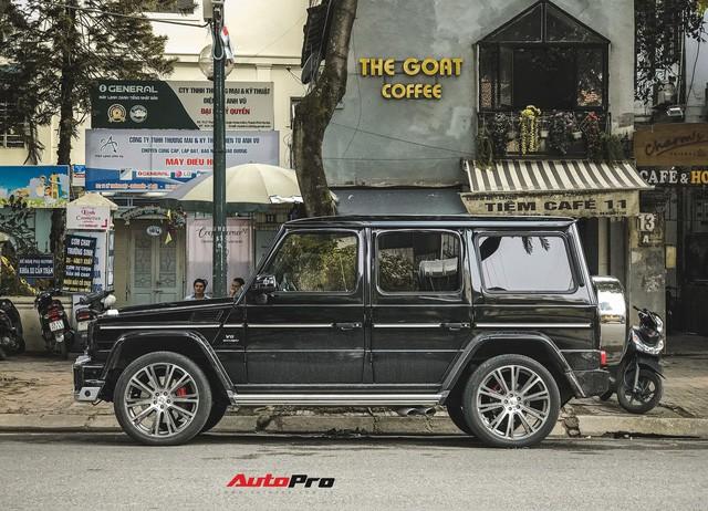 Điểm mặt những siêu xe và xe siêu sang được đại gia Hà Thành sử dụng để dạo phố cuối tuần - Ảnh 17.