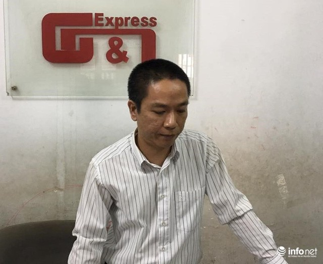 Vụ Giám đốc xin đi tù: Khách hàng thuê người mẫu đến đòi nợ GNN Express - Ảnh 4.