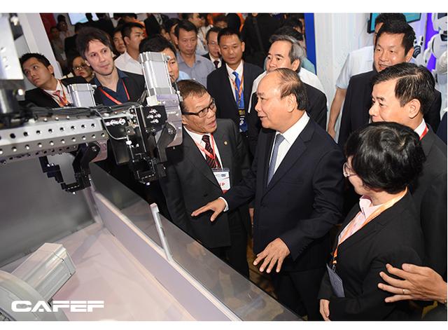 Khát vọng thay đổi với cách mạng 4.0 của Thủ tướng Nguyễn Xuân Phúc - Ảnh 5.
