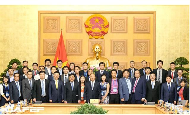 Khát vọng thay đổi với cách mạng 4.0 của Thủ tướng Nguyễn Xuân Phúc - Ảnh 9.