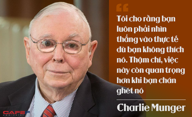 Charlie Munger khẳng định: Sự bắt chước chỉ đem lại giá trị trung bình! - Ảnh 1.
