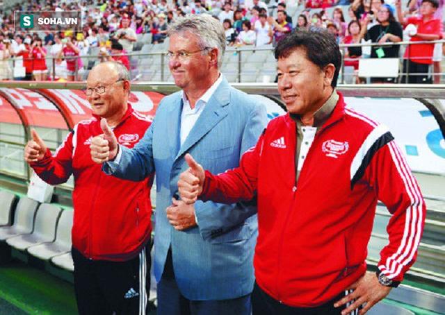 đầu tư giá trị - photo 1 15368126990632113759097 - Báo Hàn Quốc chỉ ra một thứ mà HLV Park Hang-seo có nhưng Guus Hiddink thì không