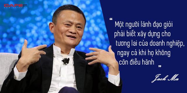 Ẩn sau đoạn thư từ chức của Jack Ma là bài học sâu sắc có thể khiến cuộc sống của bạn thay đổi bất ngờ: Không ai có thể làm mọi thứ mà không có sự giúp đỡ của người khác - Ảnh 3.