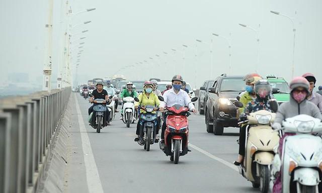Có thể cấm cầu Vĩnh Tuy, Thanh Trì, Nhật Tân vì siêu bão Mangkhut? - Ảnh 4.