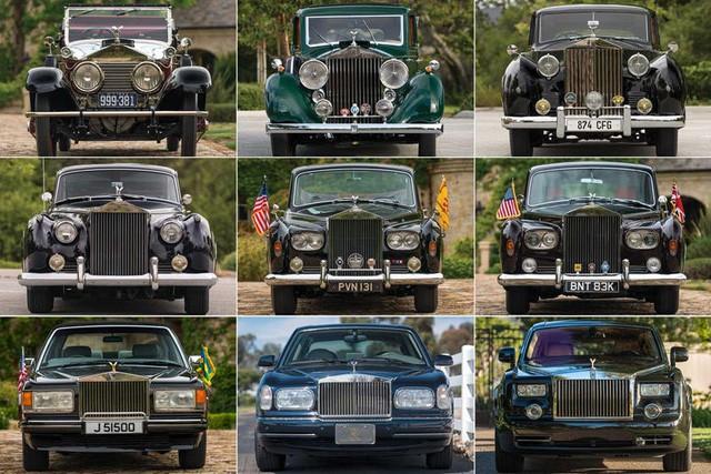 Đại gia rao bán cùng lúc 11 xe Rolls-Royce, Bentley, giá rẻ nhất từ 80.000 USD - Ảnh 1.