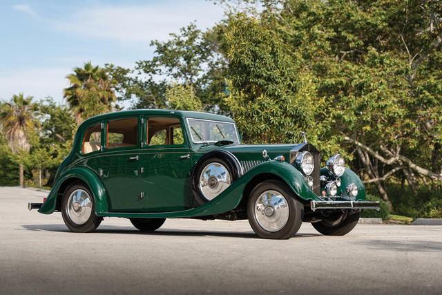 Đại gia rao bán cùng lúc 11 xe Rolls-Royce, Bentley, giá rẻ nhất từ 80.000 USD - Ảnh 9.