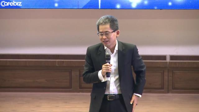 Tổng giám đốc HSBC: Người Việt giỏi, chăm chỉ nhưng không thích người khác thành công hơn mình! - Ảnh 2.