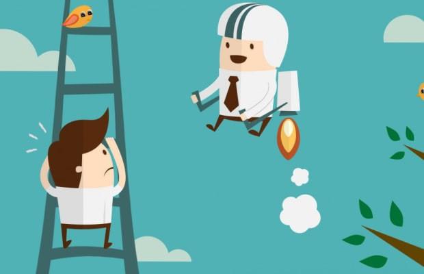 đầu tư giá trị - photo 1 1537252117695914667589 - Đừng tốn công bởi những cuộc chạy đua vô nghĩa nơi công sở, cố vượt mặt đồng nghiệp: Tự tin với năng lực của bản thân mới là chìa khóa để bứt phá, thành công