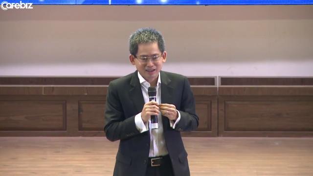 Tổng giám đốc HSBC: Người Việt giỏi, chăm chỉ nhưng không thích người khác thành công hơn mình! - Ảnh 1.
