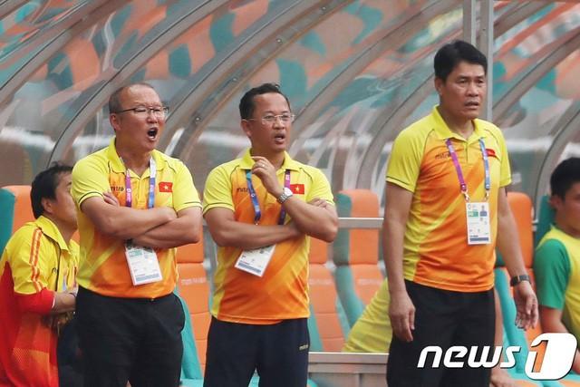 HLV Park Hang Seo: Bóng đá Việt Nam có thể lên nhóm đầu châu Á - Ảnh 1.