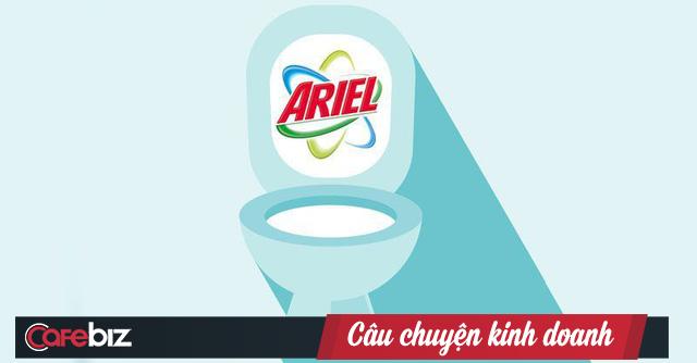Nghệ thuật phòng thủ: Unilever gán bột giặt Ariel của P&G vào… bồn cầu, Steve Jobs miệt thị sản phẩm đối thủ đều là đồ bắt chước kém cỏi - Ảnh 4.