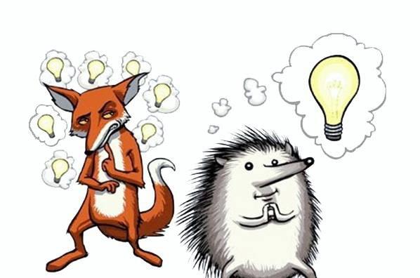 [Quy tắc đầu tư vàng] Sức mạnh của giản đơn - Nên là cáo hay nhím trong đầu tư chứng khoán? - Ảnh 1.