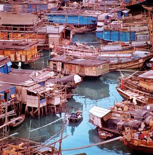 Ảnh đẹp về cuộc sống thường ngày ở Hong Kong những năm 1970 - Ảnh 11.