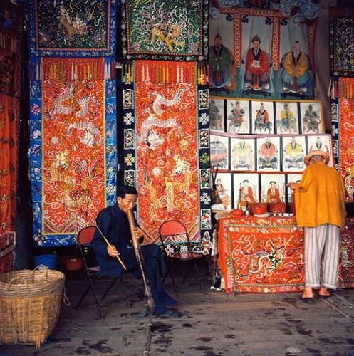 Ảnh đẹp về cuộc sống thường ngày ở Hong Kong những năm 1970 - Ảnh 14.