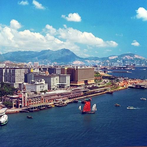Ảnh đẹp về cuộc sống thường ngày ở Hong Kong những năm 1970 - Ảnh 15.