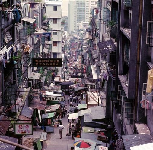 Ảnh đẹp về cuộc sống thường ngày ở Hong Kong những năm 1970 - Ảnh 19.