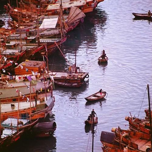 Ảnh đẹp về cuộc sống thường ngày ở Hong Kong những năm 1970 - Ảnh 7.