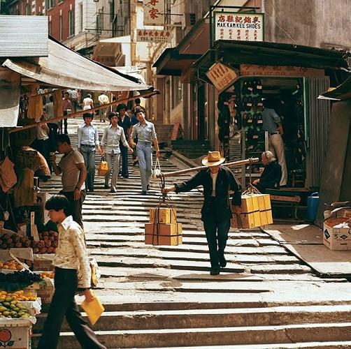 Ảnh đẹp về cuộc sống thường ngày ở Hong Kong những năm 1970 - Ảnh 9.