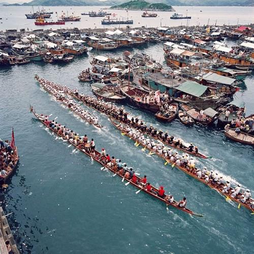 Ảnh đẹp về cuộc sống thường ngày ở Hong Kong những năm 1970 - Ảnh 10.