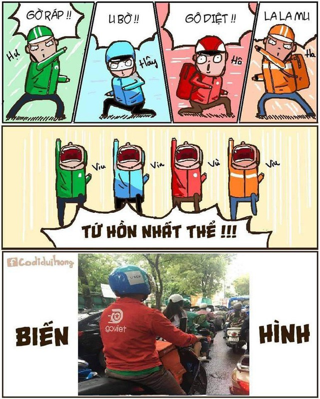 Đây là tử huyệt của Go-Viet, Grab, FastGo và kẻ chiến thắng mai sau rất có thể là taxi truyền thống! - Ảnh 10.