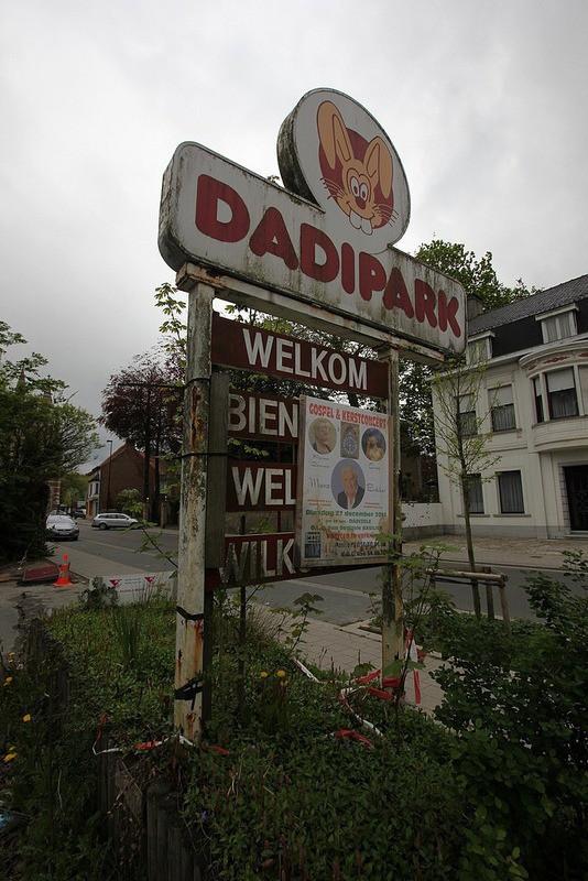 Công viên giải trí lâu đời nhất châu Âu: Vắng bóng người lui tới sau tai nạn khiến 1 bé trai mất cả cánh tay, rồi lặng lẽ đóng cửa và bị bỏ hoang suốt 16 năm qua - Ảnh 1.