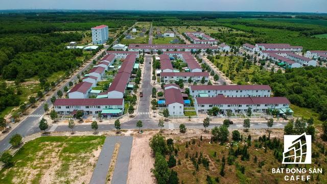 Khu đô thị mới Nhơn Trạch hiện giờ ra sao sau 5 lần sốt đất? - Ảnh 1.
